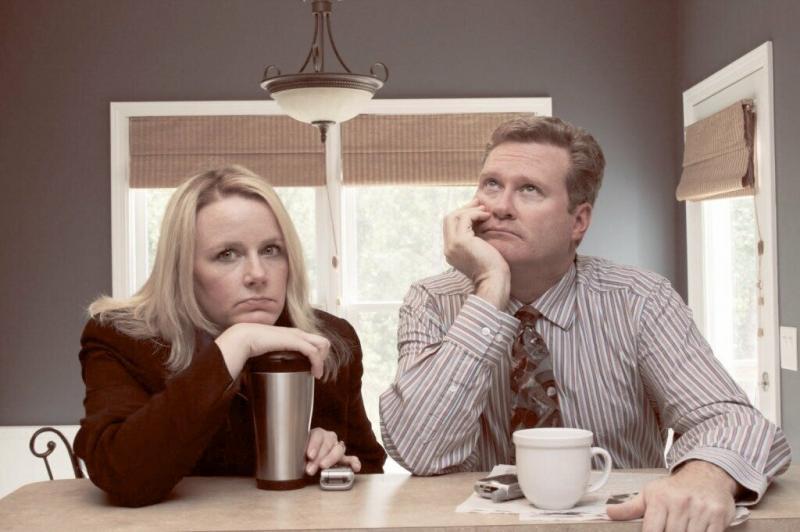 """""""Считала свой брак счастливым пока подруга не спросила: """"Зачем тебе такой муж?"""""""