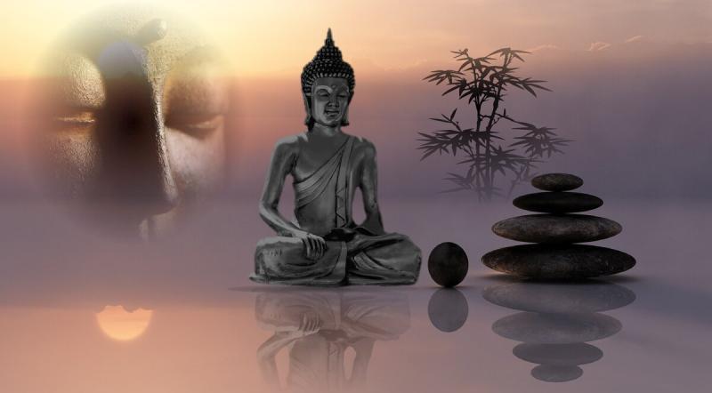 3 цитаты Будды для достижения душевного спокойствия