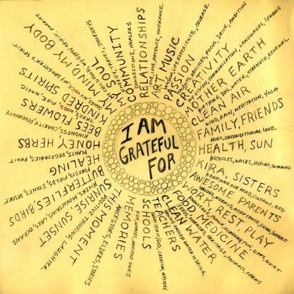 Благодарность и щедрость - две понятные суперсилы, которыми мало кто в реальности обладает.