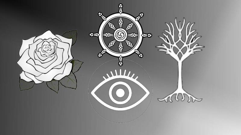 Женский тест на любовь. 1 символ может подсказать какие отношения принесут счастье и гармонию