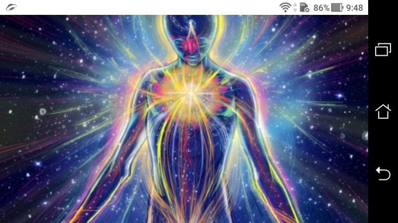 Вибрации в теле человека 4D