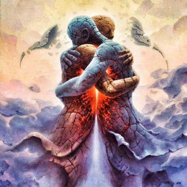 Думать о безусловной любви и принятии можно после того, как признался себе, что ни ты никому не нужен, ни тебе никто не нужен