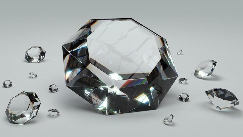 Бриллианты - это слезы богов. Блестящие факты о бриллиантах