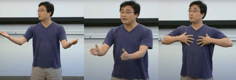 Как использовать язык тела в публичных выступлениях: советы Стэнфорда