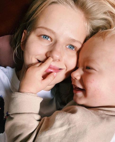 Звезды раскрыли подробности личной жизни. Фото звезды российского кино с детьми